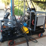 New geotechnical drilling machine capable of drilling 50m